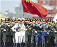 Senior Chinese military official stresses clean army