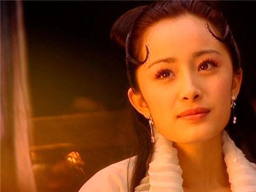 早年《聊斋》中的杨幂不但长得美演技也厉害