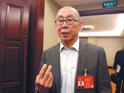 人大常委会委员令狐安:财产公示应写进公务员法