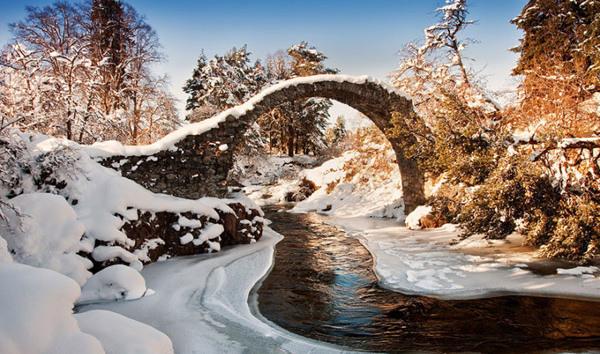 Le pont de Buxian parmi les 20 ponts les plus féériques du monde