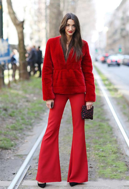 Comment bien porter le rouge, la couleur préférée des Chinoises pour le Nouvel An