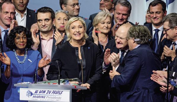 Et si Mme Le Pen l'emportait ?