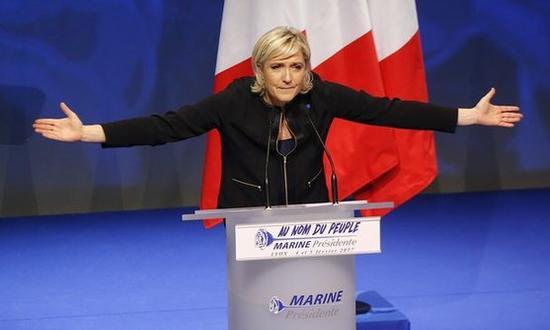 La victoire de Le Pen pourrait entraîner le retrait de la France des affaires internationales