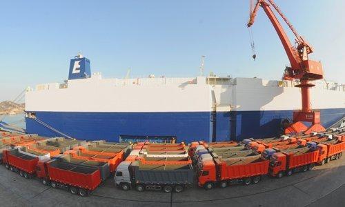Le port de Lianyungang relie le Kazakhstan au Pacifique