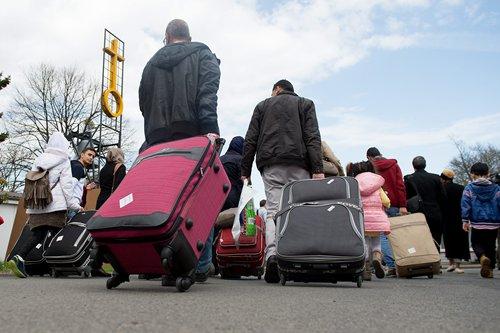 Certains Chinois réticents à l'accueil des réfugiés