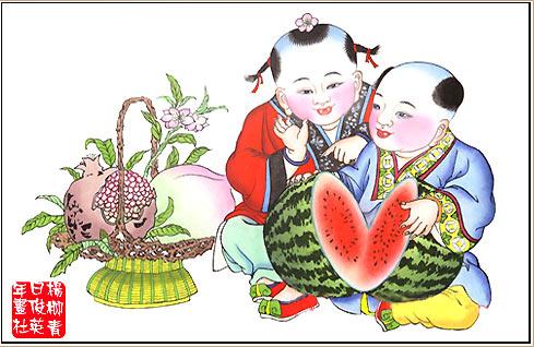 Yangliuqing de tianjin spanish - Que dias dan mala suerte en la cultura china ...