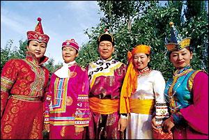 the mongolian ethnic group