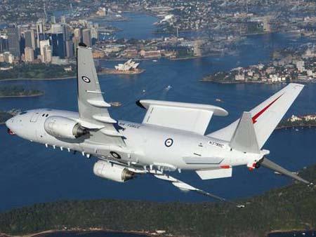 将搭载在波音737型空中预警和控制(aew&c)飞机上.
