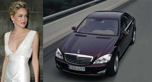 明星名流最爱豪华名车 高清图片