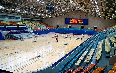 首页 体育 北京2008年奥运会  场馆称号:奥体中间体育馆 建立地点