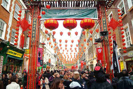 London Launches Largest Celebration of Chinese Culture -- china.org.cn