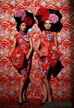 Body Painting Show >> Fantastic Body Painting Show In New York