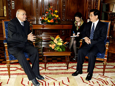 rencontre chinoise maroc