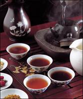 Поистине чай - самый распространенный в мире напиток.