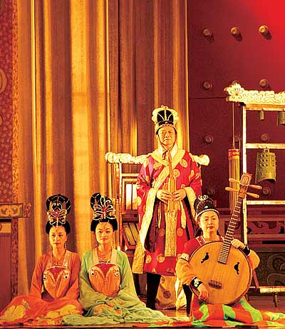 an introduction to the tang dynasty of china The origin and opening of the silk road in ancient china  introduction   of the ancient trade routes and also home to the tang dynasty under whose golden age .