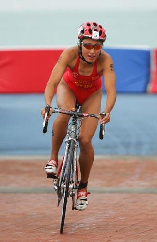 Dating a triathlete video 1