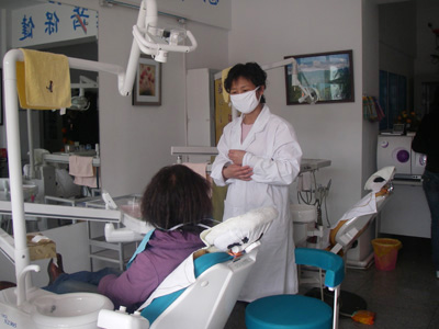 Dr Liu And Her Fabulous New Mouth Dental Clinic China