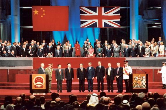 the history and fate of hong kong as a british colony The hong kong national party convenor is curiously short on specifics  —the first to be banned since hong kong ceased to be a british colony  and the author of hong kong: a cultural.