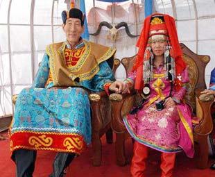 398719 - Mongolian Wedding Traditions