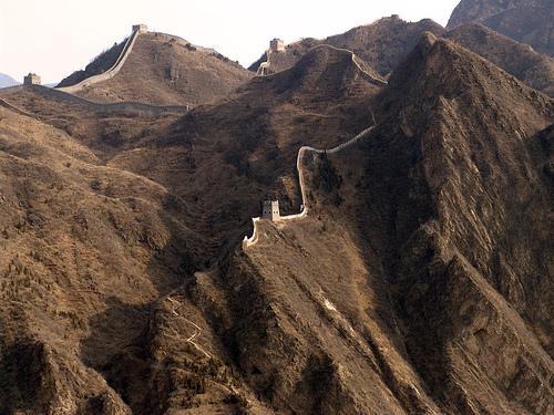 Huangyaguan Great Wall -- china.org.cn
