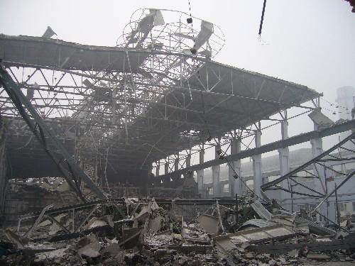 14 Killed, 59 Injured in Molten Aluminum Spill -- china org cn