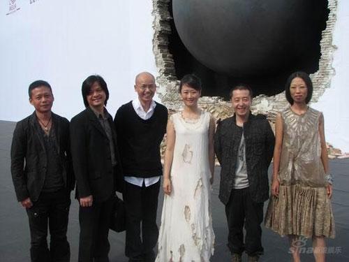 Jia Zhangke Brings Fashion To Venice China Org Cn