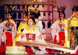 Chinese Music -- china org cn