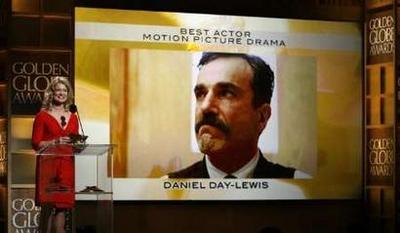 Golden Globes Winners Announced Chinaorgcn