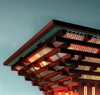 expo unveils china pavilion details