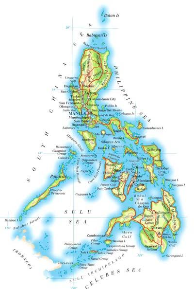 远洋和平府手绘地图