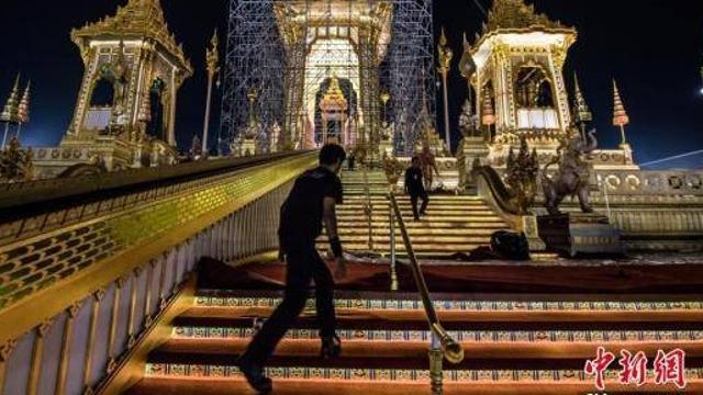 探访泰国王家火化亭