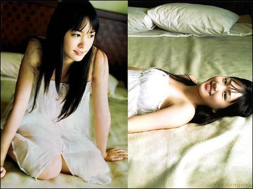 日本人气少女偶像新垣结衣