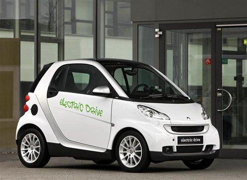 2010新能源车 在路上 个大车企全面 触电