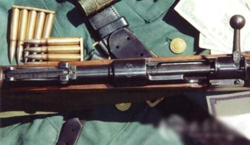 蒋介石与抗日名枪 中正式 步枪 2