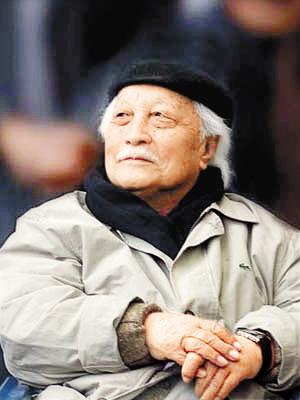 著名画家张仃昨在京去世