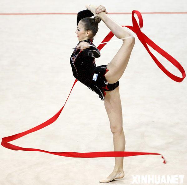 俄罗斯艺术体操图片 俄罗斯人体艺术俄罗斯体操
