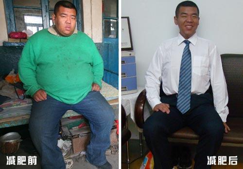 减肥其实很简单,方法对坚持就好!