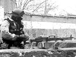 参与抓捕恐怖分子的俄特种部队.-俄特种部队击毙 俄版本 拉登图片