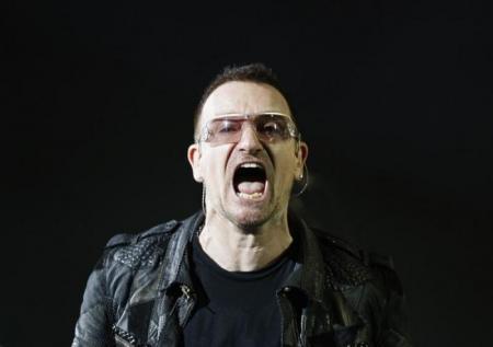 孙俪 韩庚任/爱尔兰摇滚乐队U2主唱Bono。他曾被提名诺贝尔和平奖和授勋...