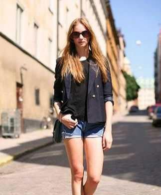 巴黎美女:时尚到骨子里