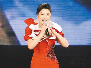 红旗歌手刘媛媛要为国际旅游岛创作新歌图片