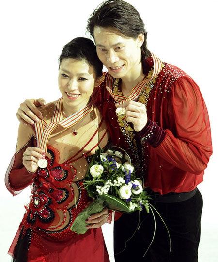 花滑世锦赛庞清 佟健二度夺冠 张丹 张昊第五