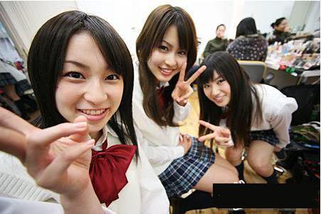 盘点日本女大学生的时尚恋爱观