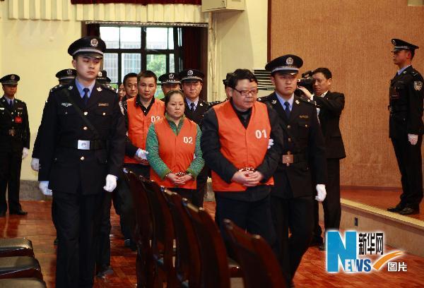 重庆市公安局原副局长文强获死刑后的感言:_佟