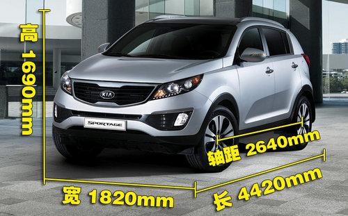 东风悦达起亚SUV车型SLC -新狮跑等10余款新车将发布 W3馆看车指南高清图片