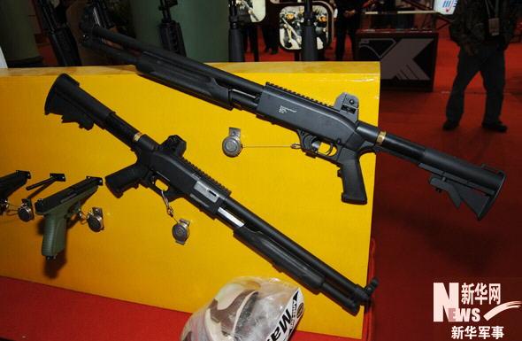 RAM系列彩弹气枪亮相 野战生存游戏最迫真