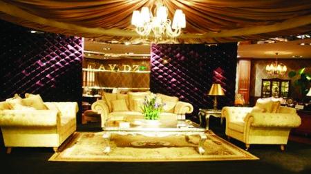 欧式古典   因为纯粹所以永恒   欧式古典风格家具的精髓在于它的