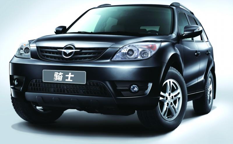海马骑士北京车展定价上市 新能源车同台展出