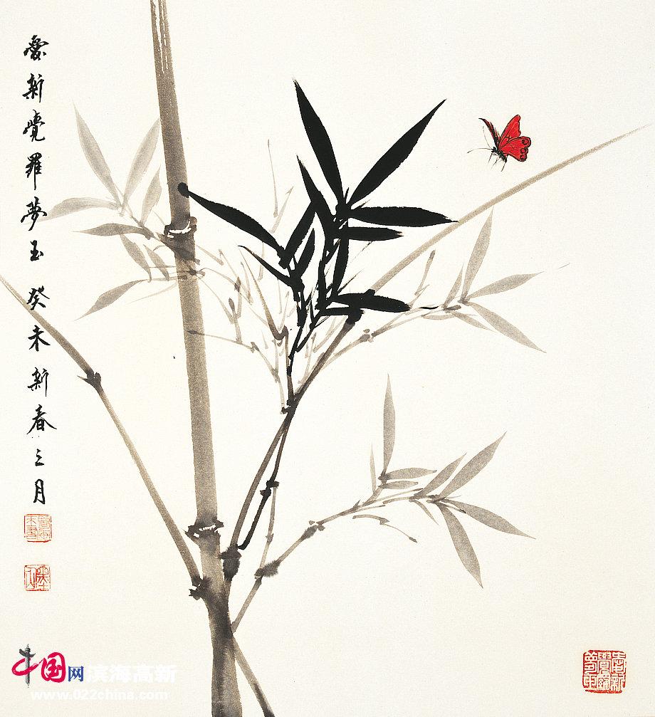德国,澳大利亚,日本,韩国有关政要收藏,名字被收录在《当代中国名画家图片