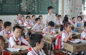 新加坡华裔小学生赴闽寻根 将和当地学生结对子